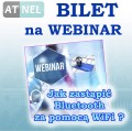BILET - WEBINAR - Bluetooth vs WiFi