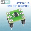 Tiny10 SMD DIP adapter