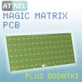 Magic MATRIX PCB