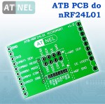 ATB Microport PCB do NRF24L01