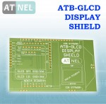 ATB GLCD DISPLAY SHIELD