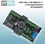 ATB CAN SHIELD M1 - ATmega64m1