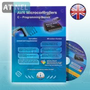 AVR Microcontrollers C – Programming Basics [EN] (BOOK + DVD)