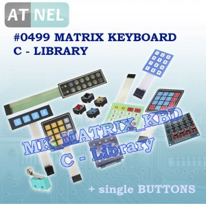 #0499 MATRIX KEYBOARD LIBRARY