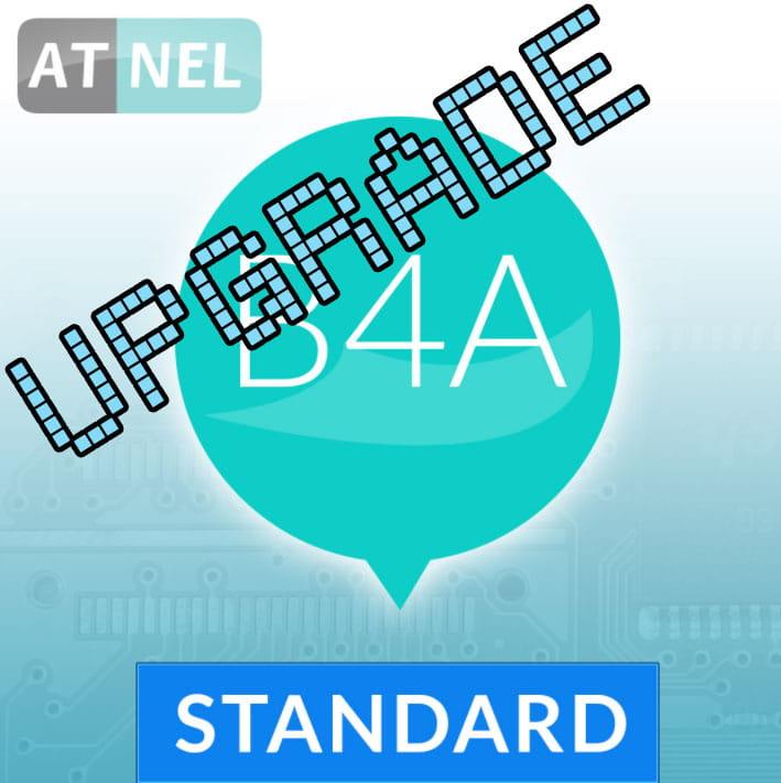 Basic4Android Standard UPGRADE SKLEP - ATNEL